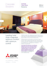 Premier Inn, Heat Recovery VRF & Controls, Leicestershire cover image