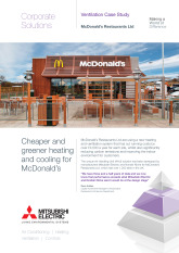 McDonald's Restaurants, Air Handling Units, Nationwide cover image