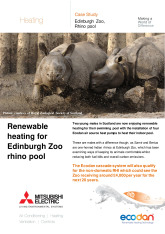 Edinburgh Zoo, Rhino Enclosure, Scotland cover image