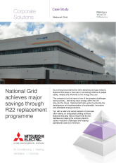 National Grid, City Multi VRF (R2 Series), Nationwide cover image