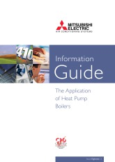 2008 - The Application of Heat Pump Boilers cover image
