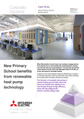 Arley Primary School, Commercial Heating in School Application, Warwickshire cover image