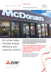 McDonald's Restaurants Ltd, Mr Slim Split Systems, Nationwide cover image