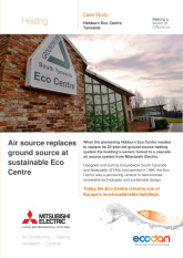 Hebburn Eco Centre, Tyneside cover image