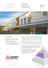 J D Wetherspoon, Lossnay Ventilation, Cornwall cover image