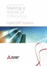Hybrid VRF Brochure  cover image