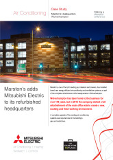 Marstons HQ, City Multi VRF (Y Series), Midlands cover image