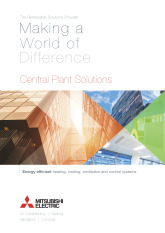 Central Plant Solutions Brochure cover image