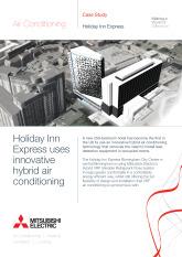 Holiday Inn Express, Hybrid VRF, Birmingham cover image