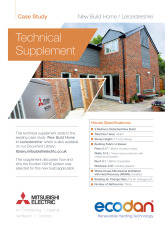 New Build Home, Leicestershire, Technical Supplement cover image