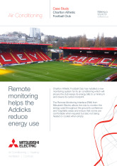 Charlton Athlectic FC, City Multi VRF & RMI, London cover image