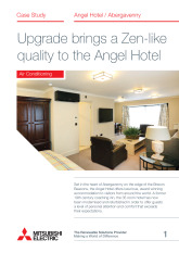 Angel Hotel, City Multi (R2) & Zen series, Wales cover image