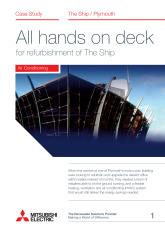 The Ship, City Multi VRF & Mr Slim Split Systems, Devon cover image