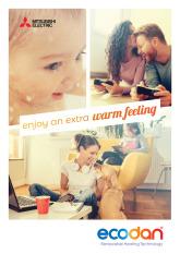 Ecodan Homeowner Brochure cover image