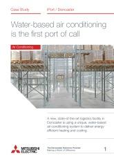 iPort, Hybrid VRF, Doncaster cover image