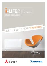 i-LIFE2 Slim Brochure (80 & 170) cover image