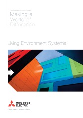 Living Environment Systems Brochure  cover image