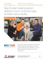 North Clwyd Animal Rescue, Wales cover image