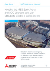 M&S Bank Arena, e-series Chiller, Liverpool cover image
