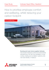 Acticare, R32 Hybrid VRF, Hereford cover image