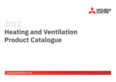 2020 Heating and Ventilation Catalogue cover image