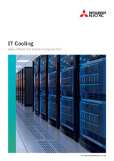 I.T. Cooling Brochure cover image