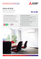PKA-M R32 Power Inverter Product Information Sheet  cover image