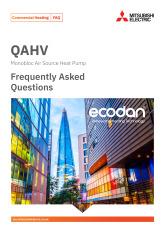 Ecodan QAHV N560YA-HPB Monobloc Air Source Heat Pump FAQ cover image