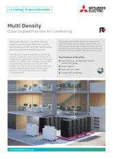 Multi Density Product Information Sheet cover image