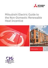 The Non-Domestic Renewable Heat Incentive CPD Guide cover image