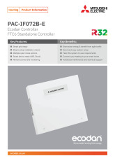 Ecodan FTC6 Product Information Sheet cover image