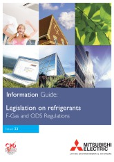 2009 - Legislation on refrigerants: F-Gas & ODS Regulations CPD Guide cover image