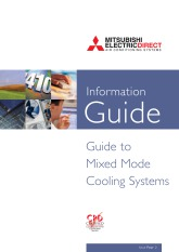 2005 - Guide to Mixed Mode Cooling Systems CPD Guide cover image