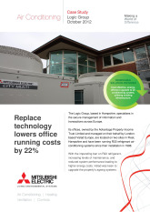 Logic Group, City Multi VRF (R2 Replace Multi), Hampshire cover image