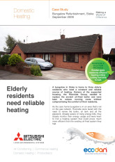 Bungalow Refurbishment, Staffordshire cover image