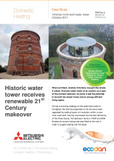 Victorian Brick-Built Water Tower, Cheshire cover image