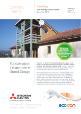 Eco-Friendly House, France cover image