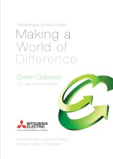 Green Gateway Brochure cover image