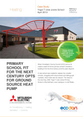 Ysgol T Llew Jones School, Wales cover image
