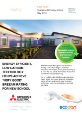 Chapelford Primary School, Cheshire cover image