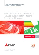 Part L & European Legislation Affecting Use of Heat Pumps CPD Guide cover image