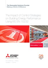 The Impact of Control Strategies on Building Energy Performance using BS EN 15232 cover image