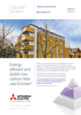 Mizen Group, Domestic Heating for Housing Developer, London cover image