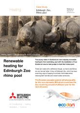 Edinburgh Zoo, Rhino Enclosure, Scotland cover image
