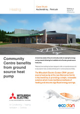Community Centre, Scotland cover image