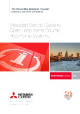 Open Loop Water Source Heat Pump Systems CPD Guide cover image