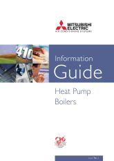 Heat Pump Boilers CPD Guide cover image