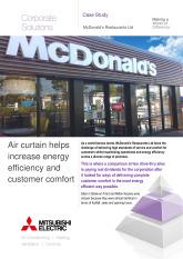 McDonald's Restaurant's, Air Handling Units cover image