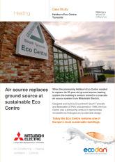 Hebburn Eco Centre, Tyneside cover image