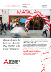 Matalan, City Multi VRF, London cover image